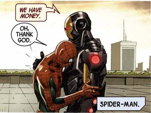 SpiderManMoney_